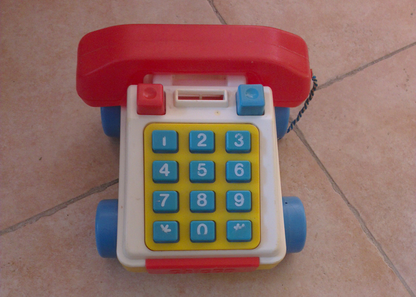 telephone-fischer-price