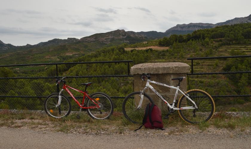 Via verde, Aragon